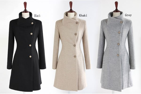 Winter Coats For The Older Woman