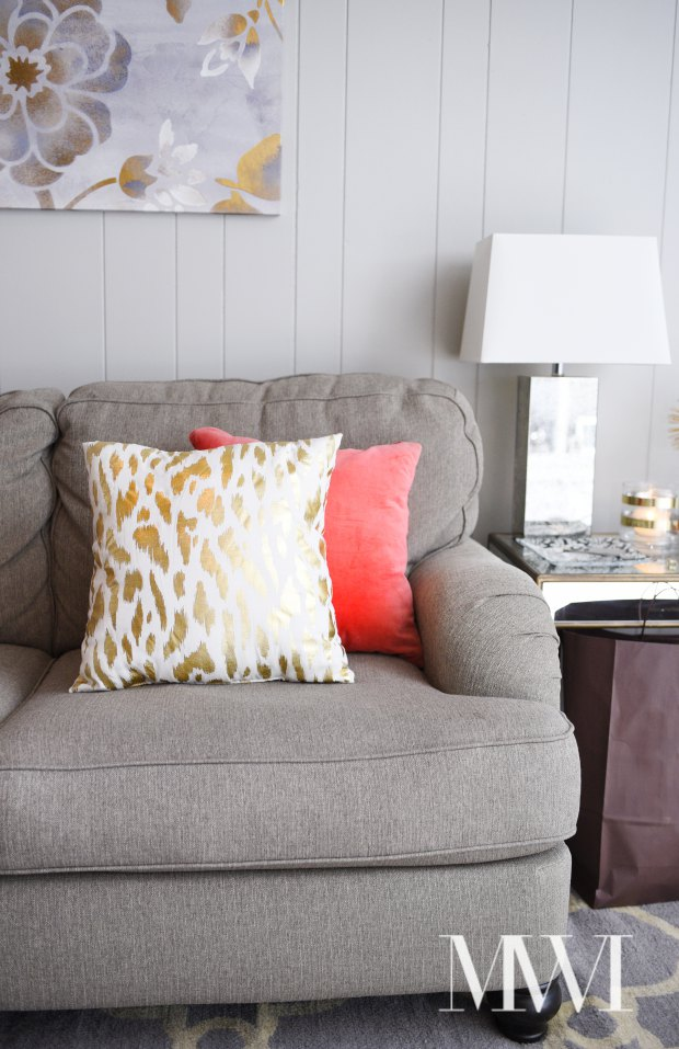 Mix colors and patterns to create a chic, curated look in any space in your home. The products shown here are all from the BHG line at Walmart, and they cost under $12.97 each.