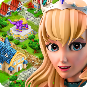 Princess Kingdom City Builder v1.5 Mod Apk [Money]