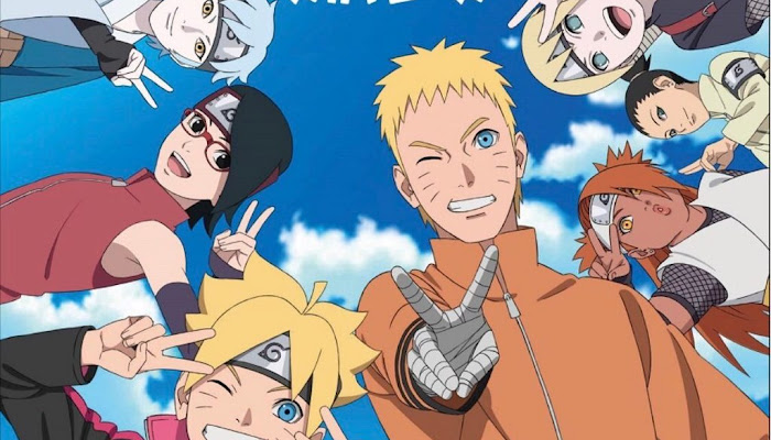 Download SkyPeace - Ride or Die (Single) / (BORUTO: NARUTO NEXT GENERATIONS 9th Ending)