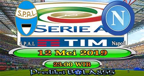 Prediksi Bola855 Spal vs Napoli 12 Mei 2019