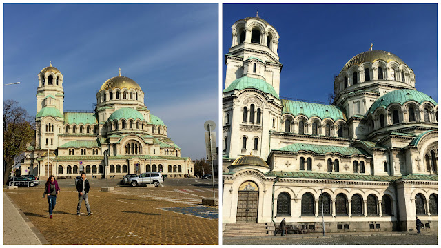 Seeing Sights in Sofia, Bulgaria - travelsandmore