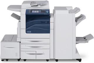 Xerox WorkCentre 7545 Driver Printer Download