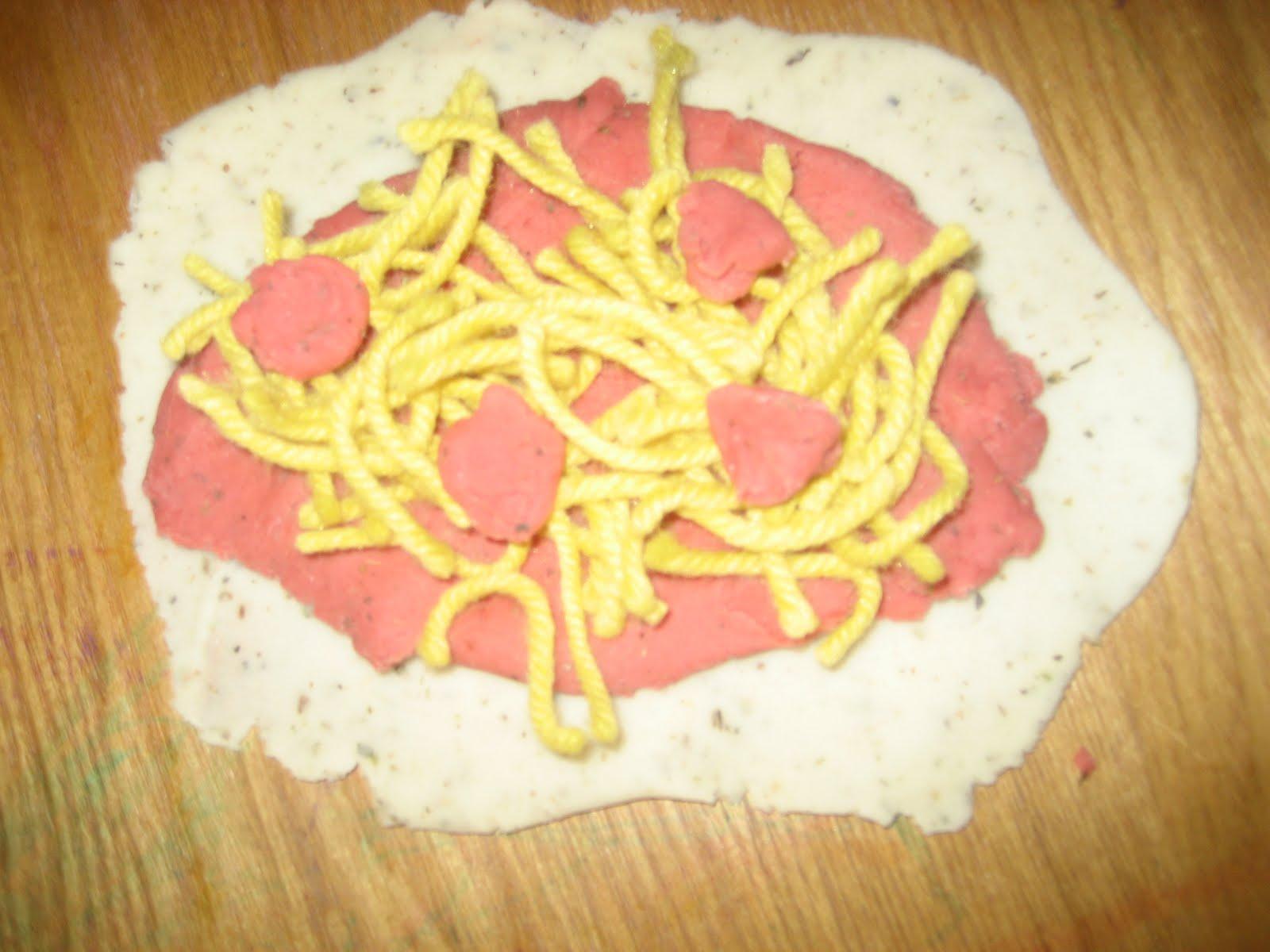 The Preschool Experiment Tot School Pizza