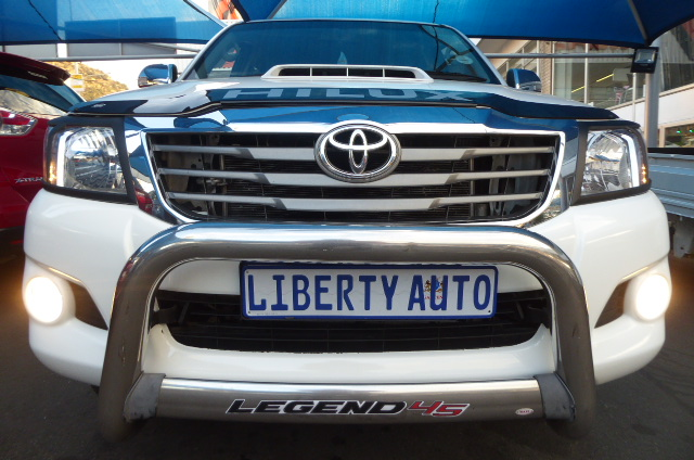 2013 Toyota Hilux 3 0D-4D 95,000km Double Cab Raider Turbo Charger
