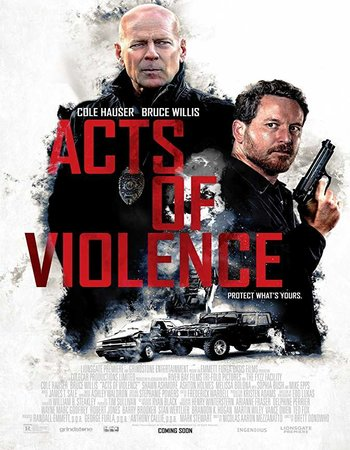 Acts of Violence (2018) English 720p