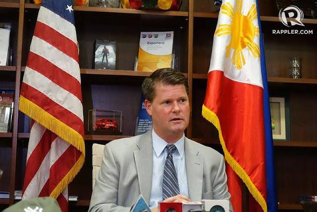 Trợ lý Bộ trưởng Quốc phòng Mỹ Randall Schriver