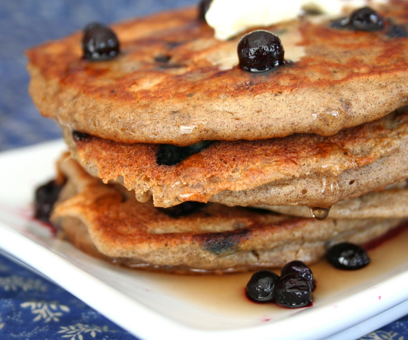 Blueberry Buckwheat Pancakes Healthy Breakfast For Kids All Day I Dream About Food
