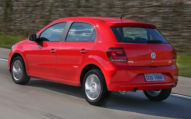 VW Gol 2019 Automático