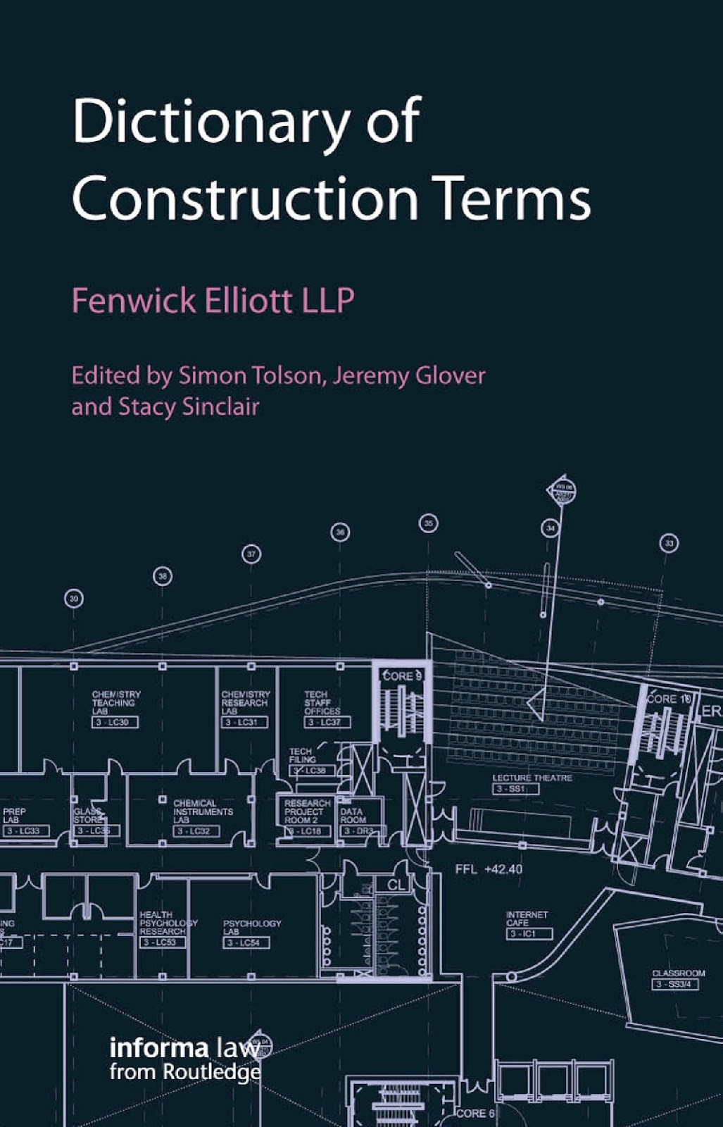 Dictionary of construction terms engineering books for Construction terms dictionary
