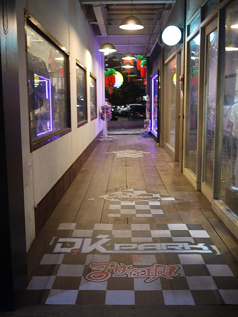 P1300706 - 熱血採訪│千萬不要帶小孩去D.K PARK X 甜在興,台中首間賽車主題餐廳會讓小孩失心瘋阿(已歇業