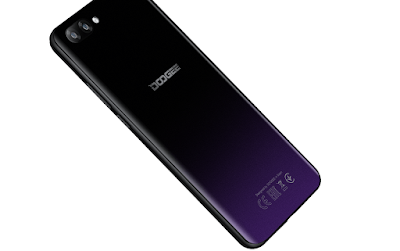 Doogee Y7 Plus 6GB+64GB and 5080mah Battery