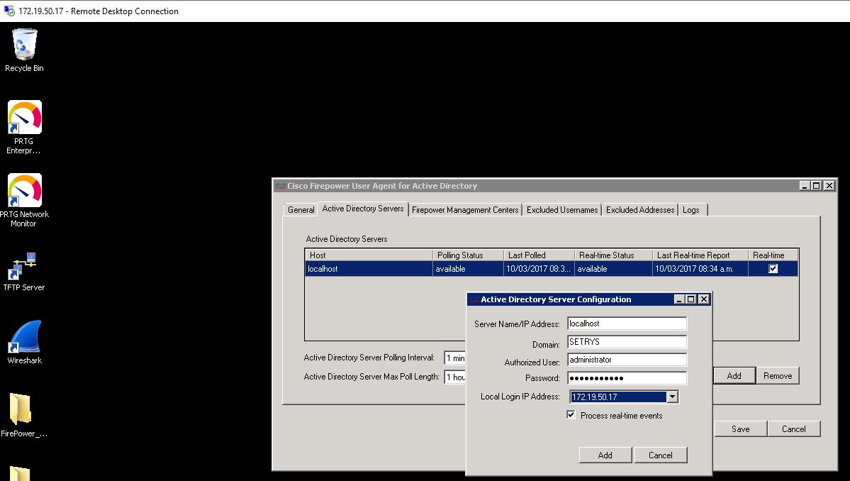 Libreria Personal para Networking: CISCO– FirePower