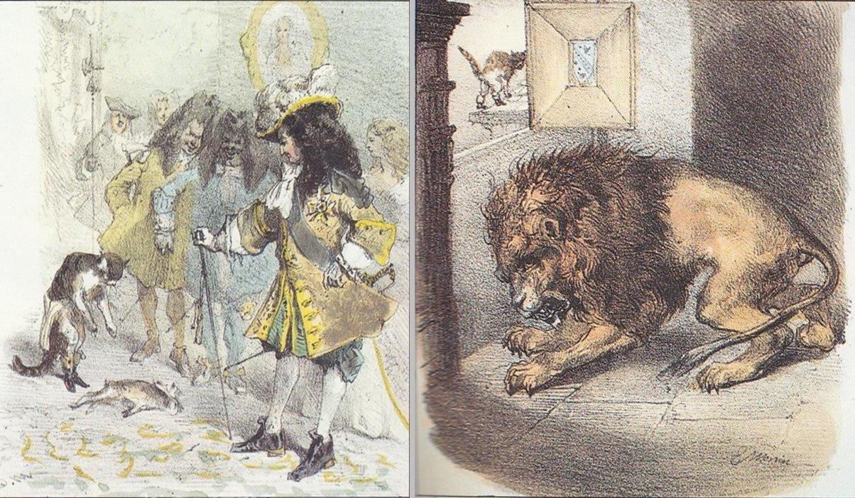 La Galleria delle Fiabe di Tiziana Ricci La Storia illustrata de Il Gatto con gli Stivali