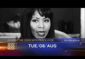 """I have a huge Vision, Passion & Ambition"" – Reni Folawiyo on ""Against The Odds with Peace Hyde"". Teaser"