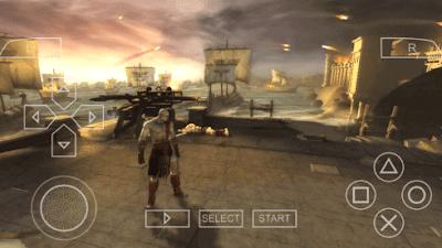 AwePSP - PSP Emulator