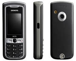 Spesifikasi Handphone Siemens ME75