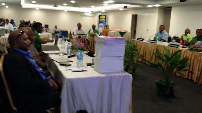 Indonesia dan West Papua telah Diundang Hadiri KTT MSG