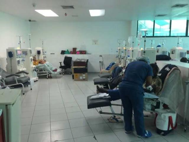 Caos na saúde Venezuelana