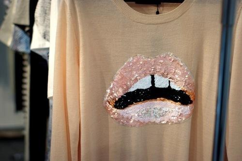 camisa de boca; camisa divertidas; camisas diferentes