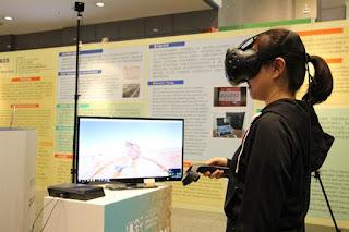 【環景作品】2017萬金石馬拉松 VR虛擬實境/AR擴增實境 EXPO 博覽會