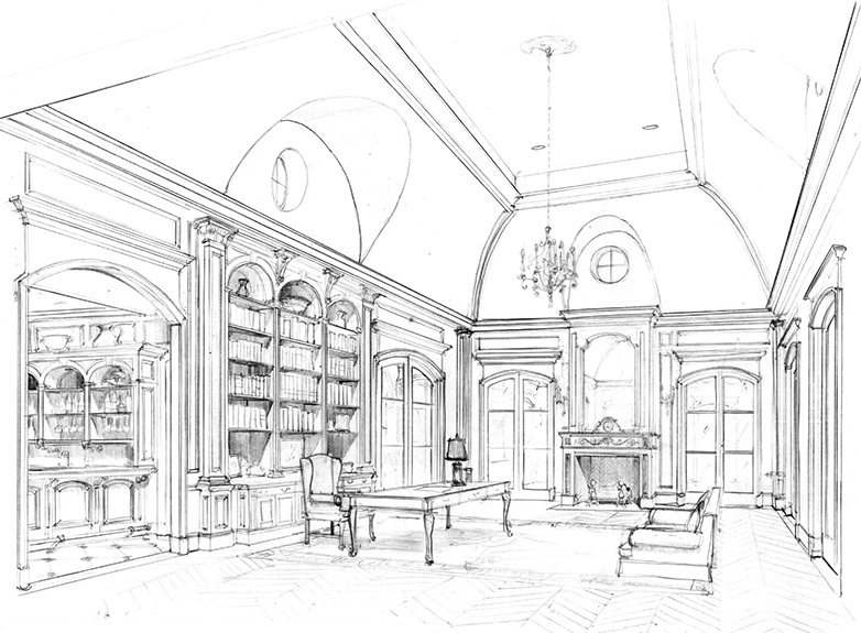 04-Fusch-Architects-Interior-Design-Drawings-Authentic-Period-Detailing-www-designstack-co