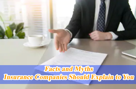 Facts and Myths Insurance Companies