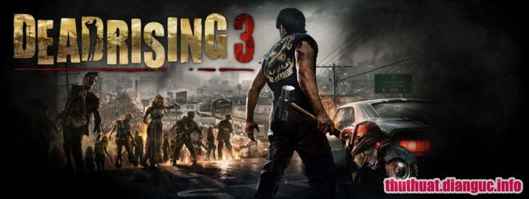 Download Game Dead Rising 3 Full Cr@ck