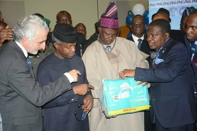 Osinbajo, Amosun Advocate Local Raw Material Sourcing