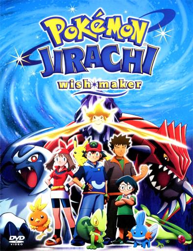 Ver Pokémon 6: Jirachi y los deseos (2003) Online