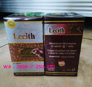 khasiat manfaat jual harga lecith nasa