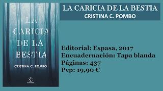 http://www.elbuhoentrelibros.com/2017/12/la-caricia-de-la-bestia-cristina-c-pombo.html