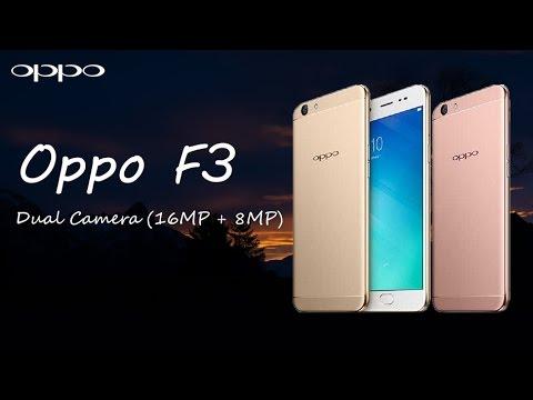 مزايا وعيوب هاتف Oppo F3