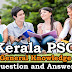 Kerala PSC General Knowledge Question and Answers - 68