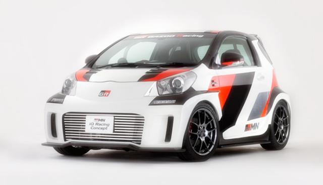 2018 Toyota IQ Racing