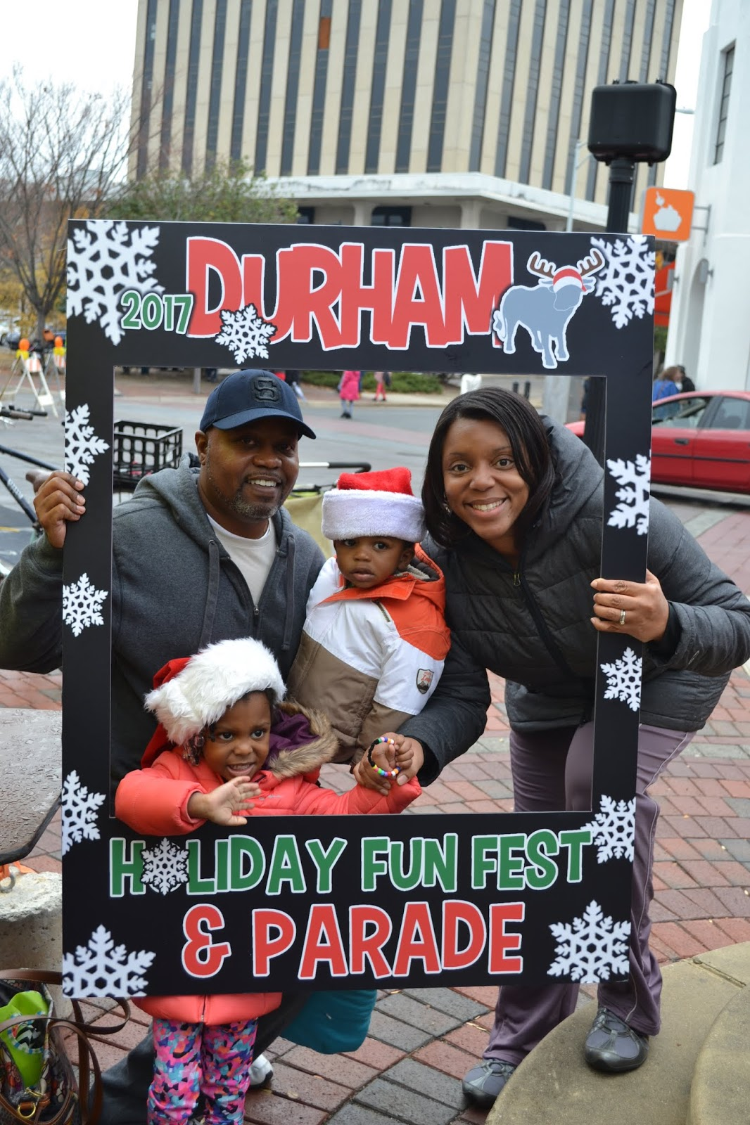 Celebrate The Holidays At The Durham Holiday Parade And Fun Fest
