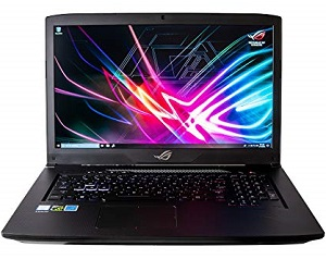 Specification and Price ASUS ROG Strix Scar GL703GE