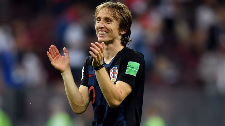 'They should be more humble and respectful' – Modric hits back at English media