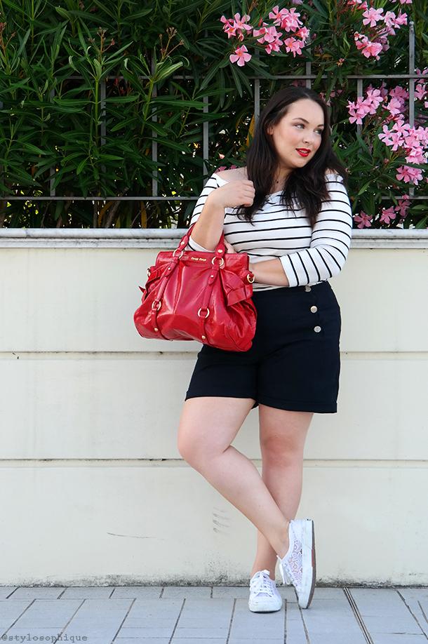 Iris Tinunin, Curvy, Shorts