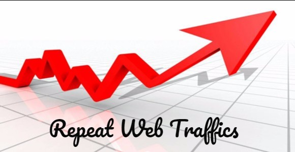 Tips to Get Repeat Web Traffic