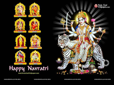 Navratri Colors Wallpaper