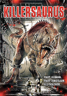 DVD & Blu-ray Release Report, Killersaurus, Ralph Tribbey