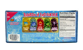 disney pixar inside out jelly beans