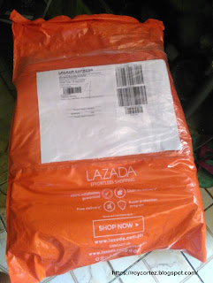 lazada fast delivery and good packaging