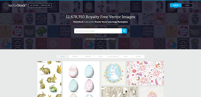 free vector resources, best websites for free designs