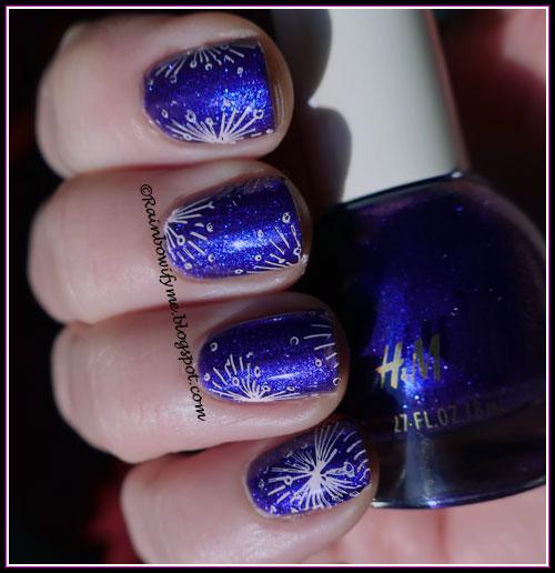 H & M ~ No Shrinking Violet