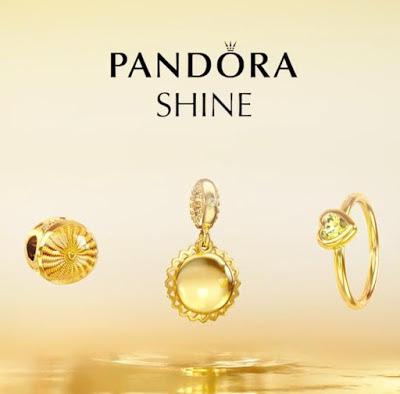 Brilla entre la multitud con Pandora y su nueva colección