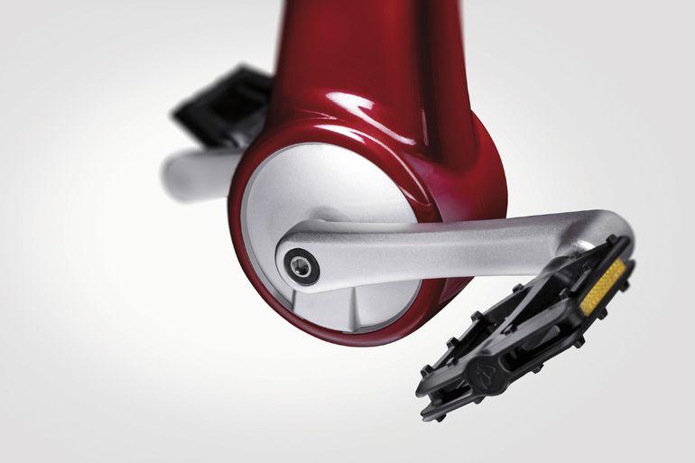 韓國最新電動腳踏車:少掉鏈條,用腳踩來發電|數位時代