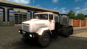 Truck - Kraz 6446