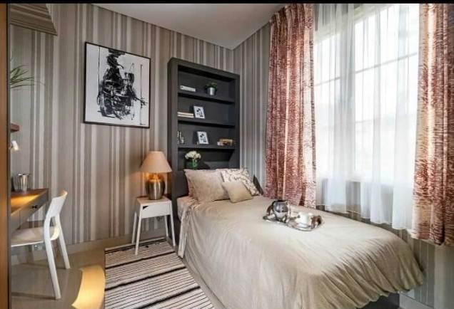 Ruangan Kamar Tidur Rumah Minimalis Type 30 Dengan Furniture Unik